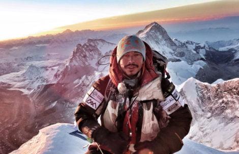3 ośmiotysięczniki w 48 godzin! Niezwykły wyczyn Nepalczyka