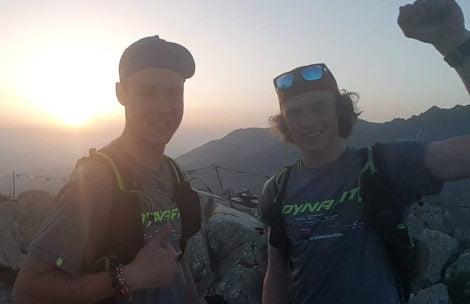 Przebiegli 100 km po Tatrach w 19 godzin!