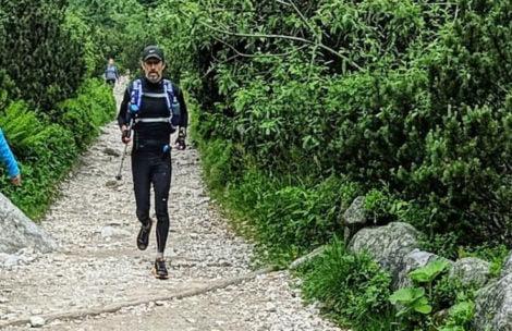 HardaSuka ujarzmiona! Tomasz Polański wygrywa morderczy triathlon w Tatrach