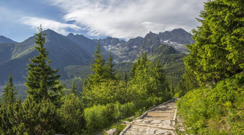 Otwarcie szlaków w Dolinie Gąsienicowej!