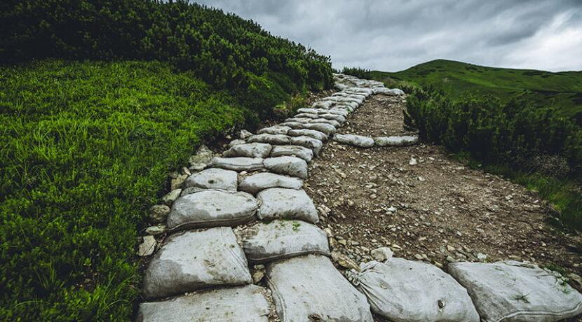 Tak wyglądają teraz szlaki w Tatrach. TPN tłumaczy decyzję