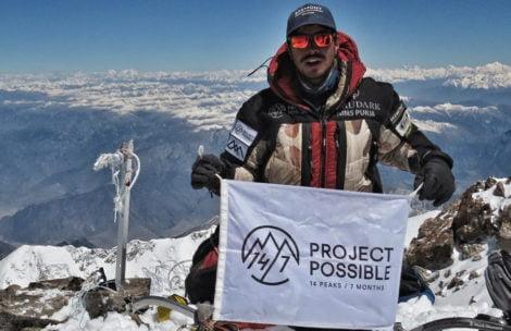 Nirmal Purja zdobył Nanga Parbat. Niezwykły projekt 14/7 już na półmetku!