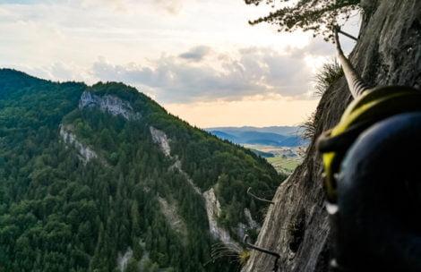 Przegląd słowackich Via Ferrat – część 1