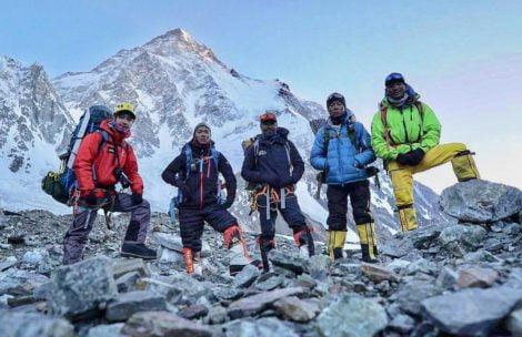 Nirmal Purja stanął na szczycie K2! To już 10. ośmiotysięcznik w 3 miesiące