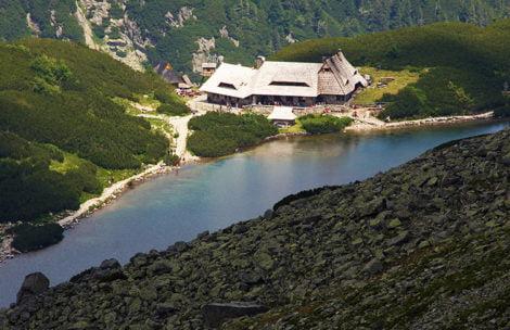 Złodziei nie brakuje nawet w Tatrach. W schronisku skradziono telefon komórkowy