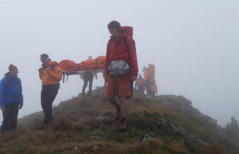 Tragiczny wypadek w Tatrach Zachodnich. Nie żyje 65-letni turysta