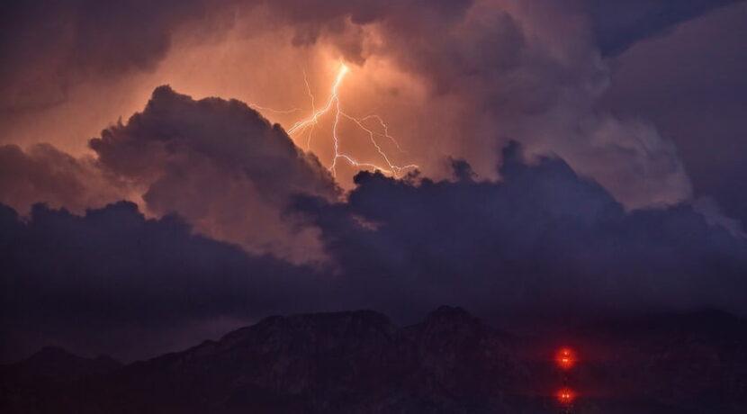 Idą burzowe dni w Tatrach! Uważajcie na siebie!