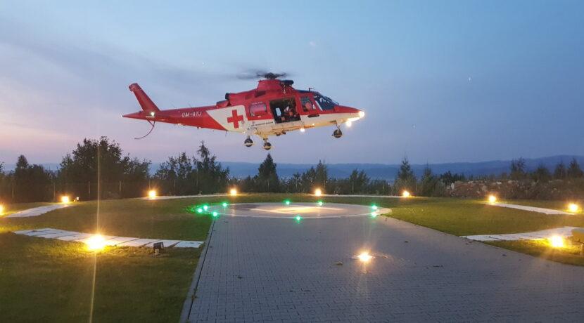 Dwa wypadki Polaków w Tatrach Słowackich