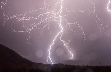 Piorun poraził turystów w Tatrach! Trzy osoby poszkodowane