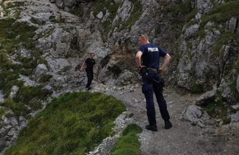 Rysopis poszukiwanego mężczyzny. Zwracajcie uwagę na szlakach!