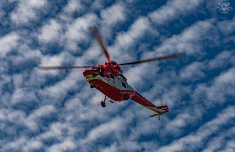 Burza w Tatrach: ratownicy wrócą w góry szukać poszkodowanych
