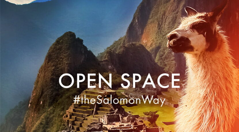 The Salomon Way. Wygraj wycieczkę do Machu Picchu