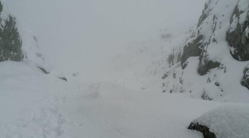 TOPR ogłasza pierwszy stopień zagrożenia lawinowego w Tatrach