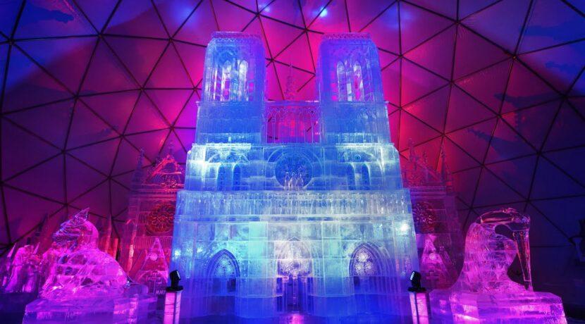 Tatrzańska Świątynia Lodowa już otwarta! Tak wygląda w tym roku (ZDJĘCIA)