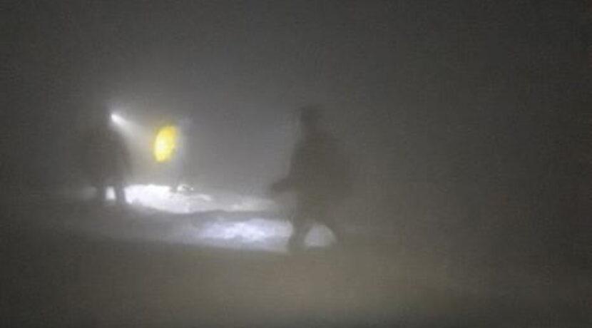 Trudna akcja ratunkowa w Tatrach. Sprowadzono wyczerpanego i przemoczonego turystę
