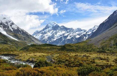 POLREGIO promuje trasę Nowy Targ-Zakopane zdjęciem z…Nowej Zelandii