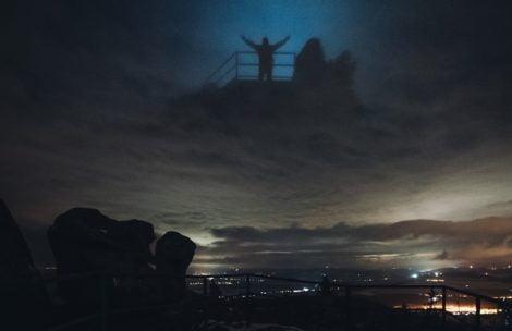 """""""Nocne widmo"""" – tak powstało jedno z najbardziej niezwykłych zdjęć ostatnich lat"""