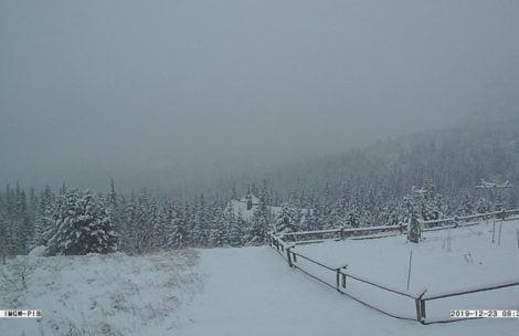 W Tatry wróciła zima! To jednak będą białe Święta