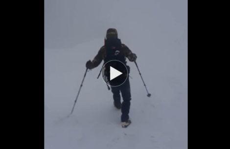 Dzisiejsze warunki w Tatrach (FILM)