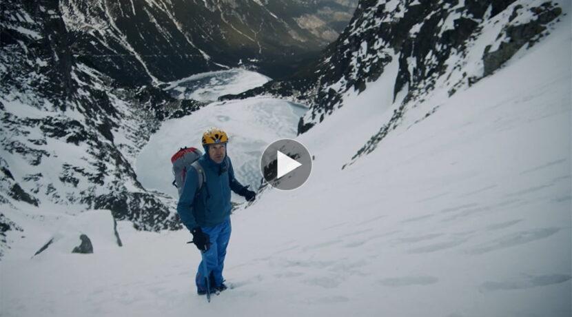 """""""Bezpieczne Rysy"""" – jak i kiedy zdobywać szczyt w warunkach zimowych"""