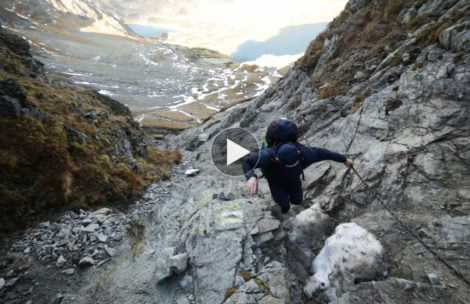 Trekking po Tatrach – zwiastun (FILM)