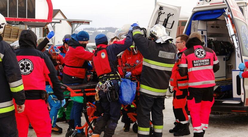 Trzecia ofiara dzisiejszego wypadku w Bukowinie Tatrzańskiej