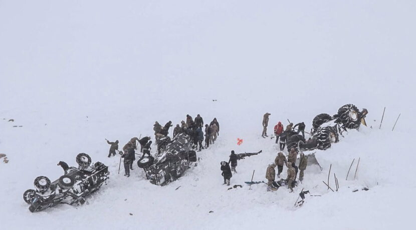 Tragiczne lawiny w Turcji. Zginęło co najmniej 38 osób, w tym wielu ratowników