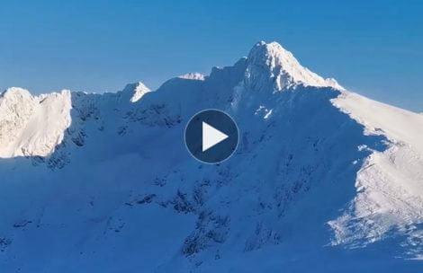 Wreszcie się wypogodziło i jest pięknie! Dzisiejsze popołudnie w Tatrach (FILM)