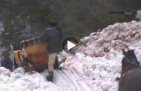 Lawina w…Dolinie Chochołowskiej (FILM)