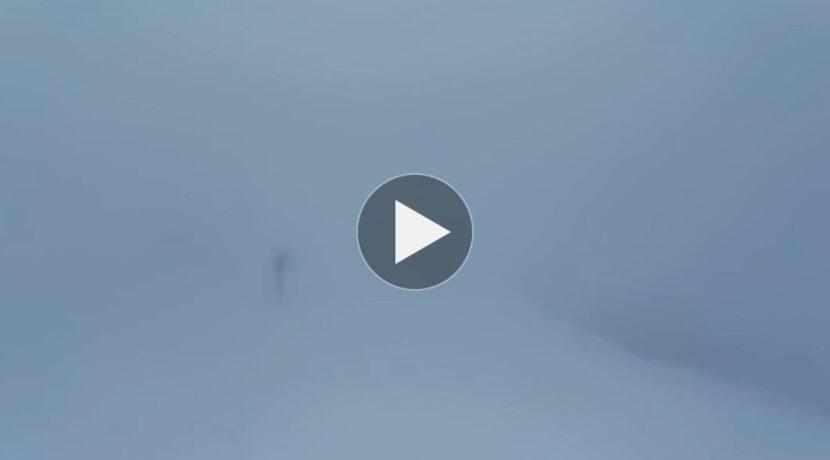 Oto jak szybko potrafi zmienić się pogoda w Tatrach (FILM)