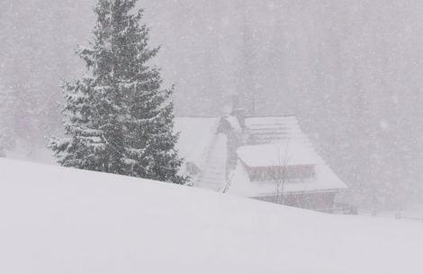 Zima nie odpuszcza! Znów spadnie kilkadziesiąt centymetrów śniegu