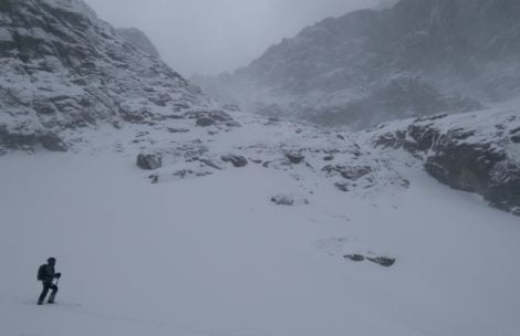 Tatry: odnaleziono ciało poszukiwanego turysty