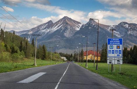 Słowacja: zakaz opuszczania miejsca zamieszkania, dotyczy również turystów!