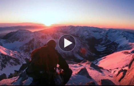 Dominik Socha – hołd dla górskiej pasji przyjaciela (FILM)