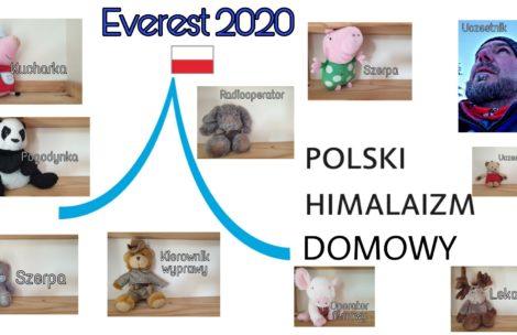 Polski Himalaizm Domowy, czyli jak wejść na Everest po własnych schodach