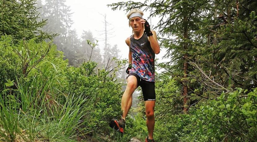 Przebiegł 500 km w 107 godzin! Roman Ficek nowym rekordzistą Głównego Szlaku Beskidzkiego
