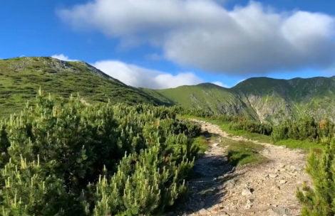 Miejsca, w których jest pusto nawet w szczycie sezonu. Poznajcie prawdziwie Dzikie Tatry (FILM)
