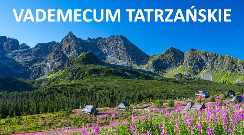"""""""Vademecum Tatrzańskie"""" już dostępne!"""
