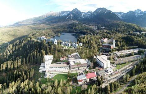 Napad na restaurację w Tatrach Słowackich. Trwają poszukiwania sprawcy, to najprawdopodobniej Polak