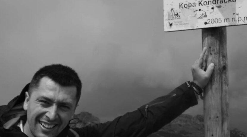 W Tatrach zginął ks. Jaromir Buczak