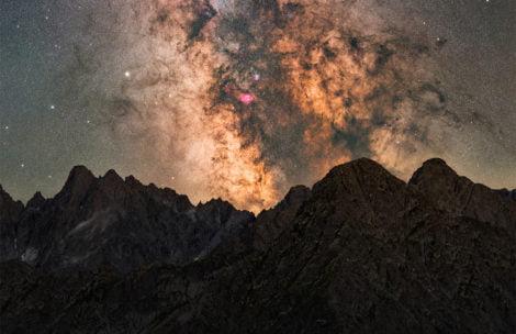 Droga Mleczna nad Tatrami i prawie 200 megapikseli! Takiego zdjęcia nie zrobił jak dotąd chyba nikt