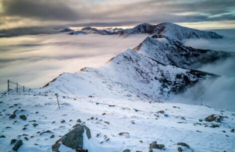 Duża zmiana pogody w Tatrach! Opady śniegu i znaczne ochłodzenie