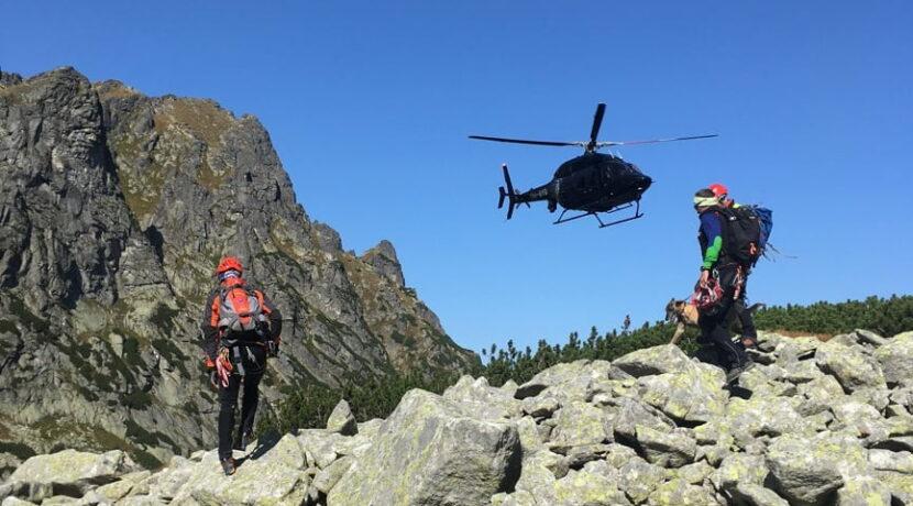 Tragedia w Tatrach Słowackich. Nie żyje 39-letni Polak