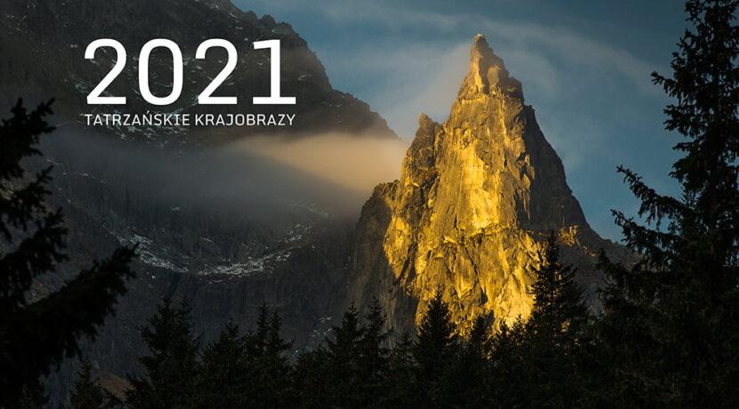 Kalendarz Tatromaniaka 2021 – projekt i zamówienia