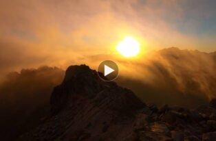 Magiczny poranek na Kozim Wierchu (FILM)