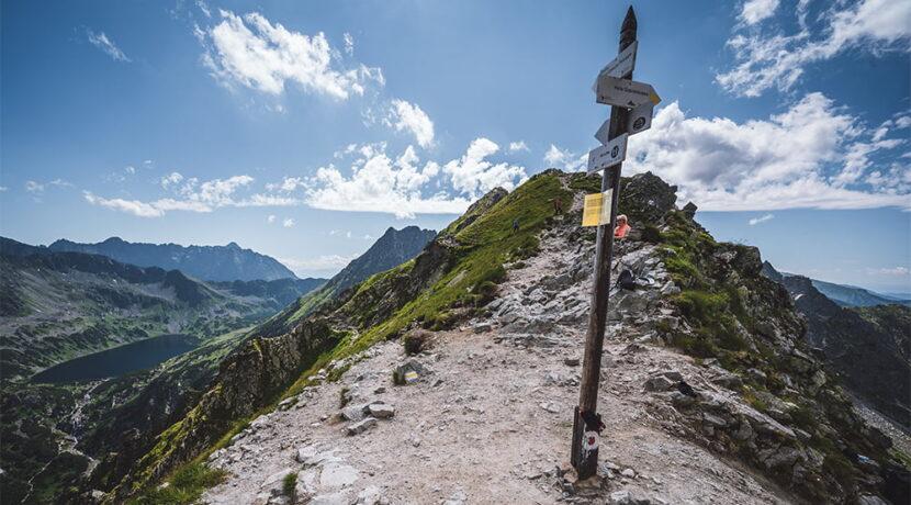 TPN zamyka szlak z Doliny Pięciu Stawów na Krzyżne. Będzie dostępny tylko w weekend