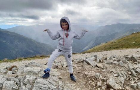 Górale wniosą Rayyana na Rysy! Chcą spełnić marzenie niepełnosprawnego chłopca