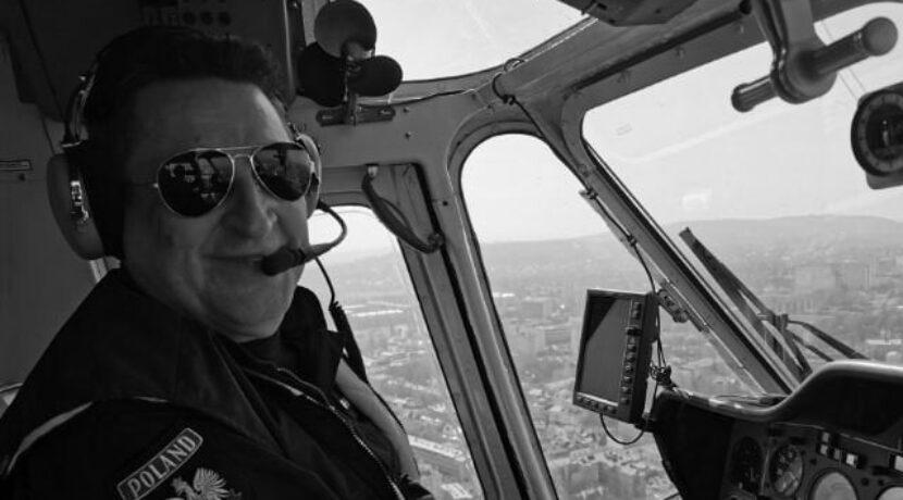 Odszedł na wieczną służbę. Zmarł pilot, który ratował turystów w Tatrach