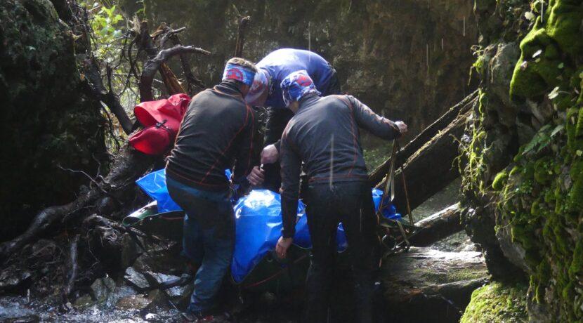 Tatry Zachodnie: w korycie potoku znaleziono zwłoki kobiety