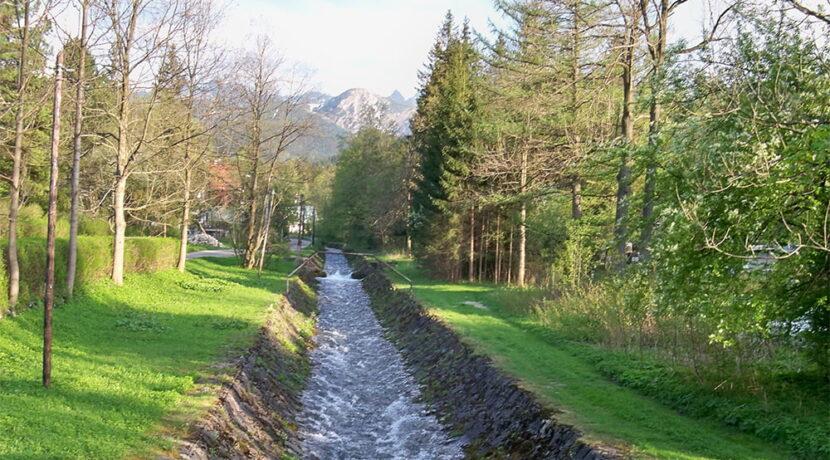 Zakopane: W potoku znaleziono ciało mężczyzny